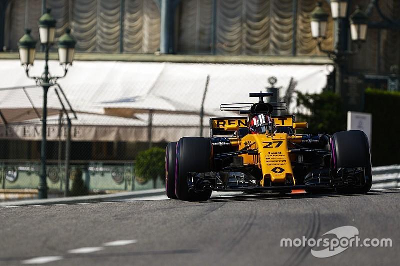 """Hulkenberg cree que Renault está """"dos pasos"""" atrás en Mónaco"""