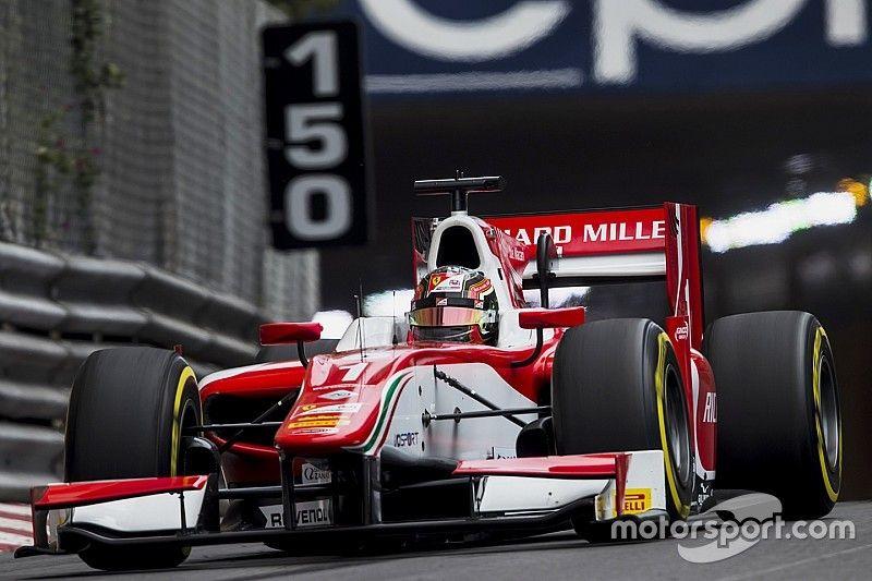 【F2】モナコ予選:松下クラッシュも、グループAで3番手タイム