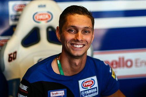 Officieel: Michael van der Mark vervangt Rossi in Aragon