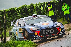Germania, PS9: Neuville sfortunato, la sua i20 va K.O!