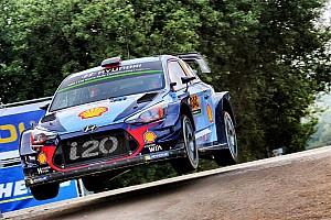 WRC Nieuws Neuville wil meer risico nemen in strijd om WRC-titel