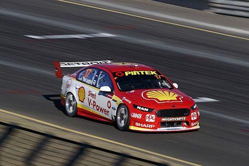 Sydney Supercars: McLaughlin grabs seventh consecutive pole