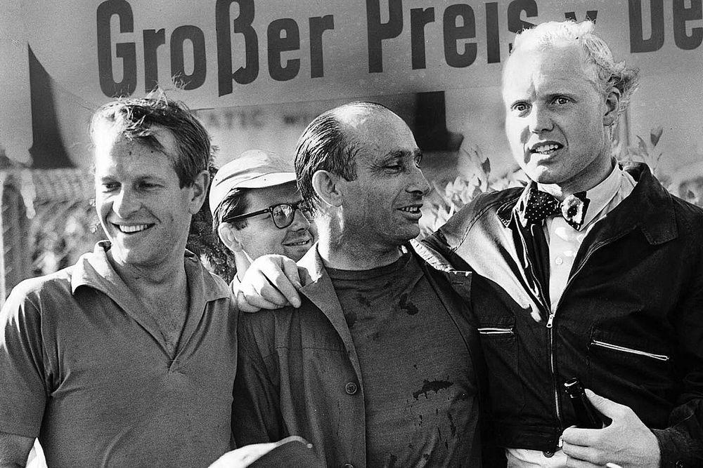 A 64 años del último título de Fangio en el 'Infierno verde'