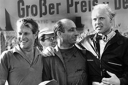 Legendarische races: De Grand Prix van Duitsland in 1957