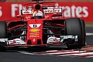 Análisis: Cómo hizo Ferrari para brillar en Hungría tras un mal comienzo