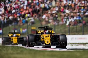 Формула 1 Новость «Хорошо, когда работают двое». Хюлькенберг сравнил Палмера и Сайнса