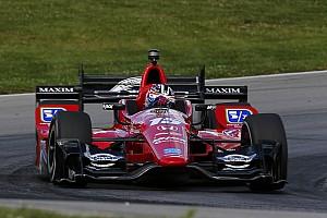 IndyCar Résumé d'essais libres Warm-up - Rahal devant, Pigot dans le mur