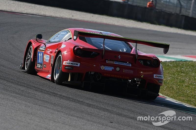 Trwa seria czeskiego Ferrari