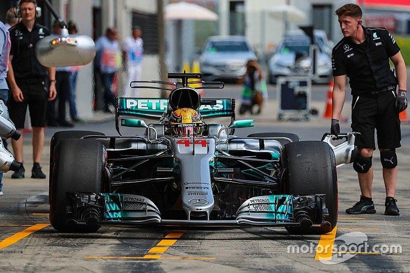 """Hamilton kent vliegende start: """"Voor het eerst een goede basis"""""""