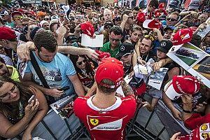 Die schönsten Fotos vom F1-GP Österreich in Spielberg: Samstag