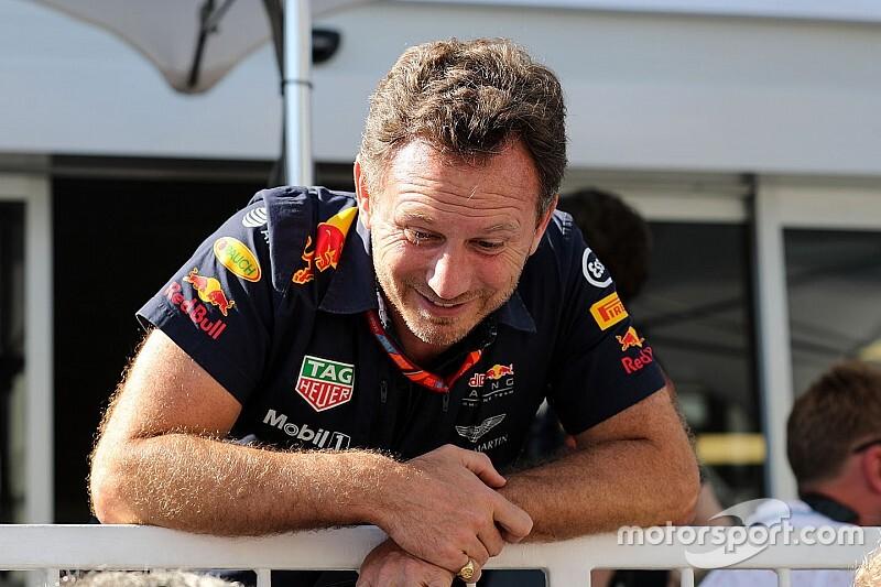 Хорнер удивился выбору Haas в пользу Грожана