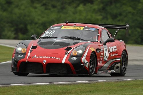 Road America PWC: James scores maiden GTS win for Panoz