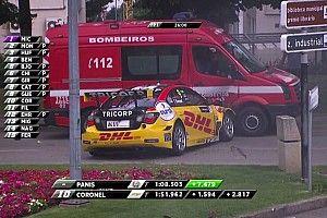 La FIA enquête sur l'accident de Coronel à Vila Real