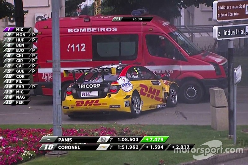 FIA заинтересовалась трассой в Вила-Реале после аварии Коронеля