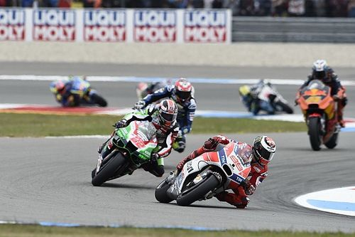 """Very slow"" Lorenzo had ""nothing to lose"" by pitting"