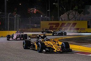 Öl-Leck statt F1-Podium: Hülkenberg verpasst Riesenchance