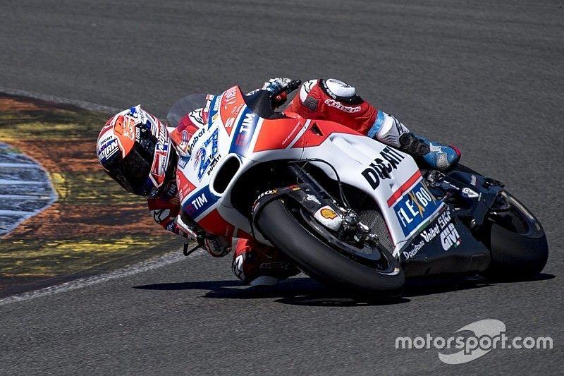 Stoner puede estrenar la nueva Ducati antes que Lorenzo y Dovizioso