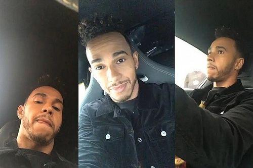 Hamilton protesto yapan NFL oyuncularına destek çıktı
