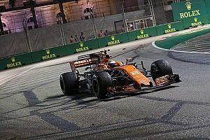 Honda ubah strategi untuk sisa balapan dengan McLaren