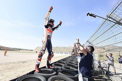 Márquez, plus jeune pilote à atteindre la barre des 60 victoires en GP