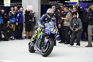 Rossi pakt sensationele derde startplek in Aragon, pole voor Viñales