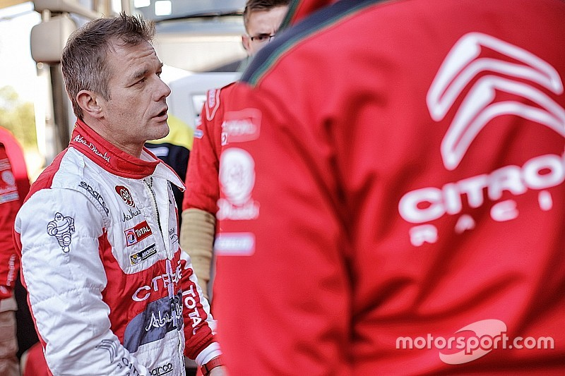 Loeb feels he is still quick enough for WRC