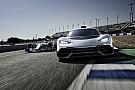 Automotive Hier is 'ie dan: de Mercedes-AMG Project One