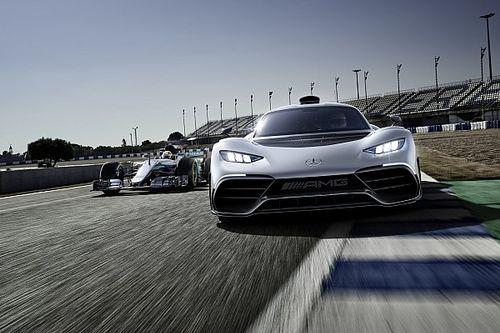 Hier is 'ie dan: de Mercedes-AMG Project One