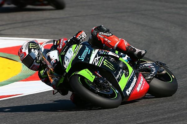World Superbike Qualifying report WorldSBK Portugal: Rea start terdepan, Davies kesembilan