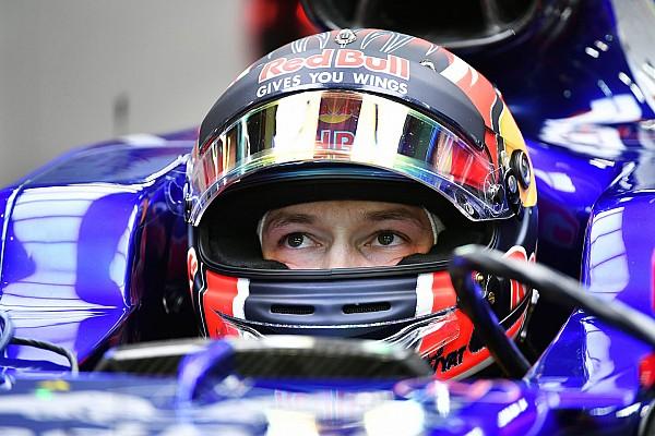 Formula 1 Son dakika Kvyat, geleceği konusunda Red Bull'dan 'açık olmasını' istiyor