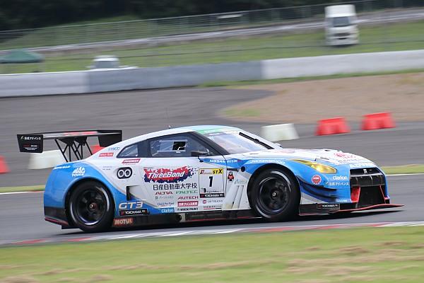 スーパー耐久 S耐富士、3位表彰台の1号車藤井誠暢「これがベストリザルトだった」