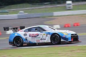 S耐富士、3位表彰台の1号車藤井誠暢「これがベストリザルトだった」