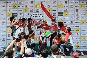Astra Honda Racing Team ingin jaga momentum di Thailand