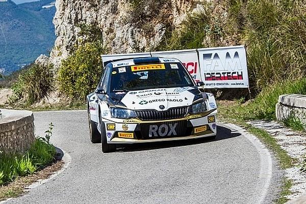 IRC Pirelli: Rossetti domina al Rally Lirenas e vola in vetta alla generale