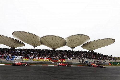 China renueva su contrato con la F1 hasta 2020