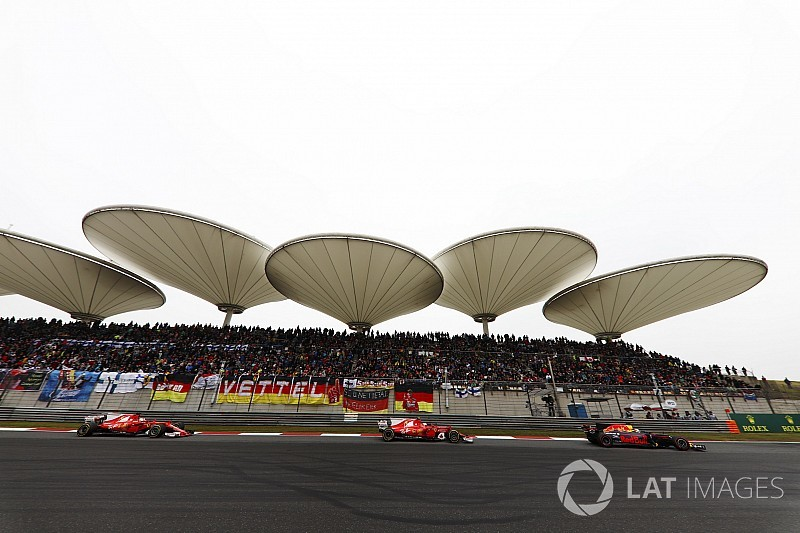 F1 makes fresh push in China with new marketing deal
