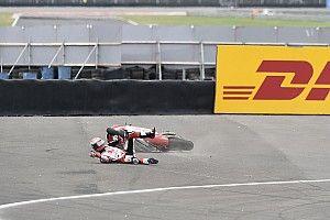 【Moto2】中上貴晶「チームやレミー・ガードナーに申し訳ない」