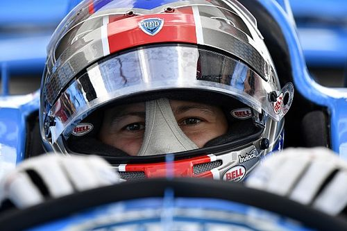 EL2 - Marco Andretti place Honda au top