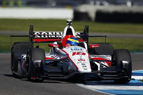 Indy 500: Bourdais tercepat, cuaca buruk ganggu latihan hari kelima