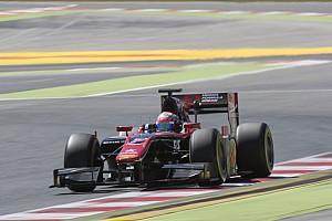 FIA F2 Últimas notícias F2: Matsushita vence bateria 2 em Barcelona; Câmara é 15º