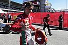 Леклер выиграл субботнюю гонку Ф2 в Барселоне