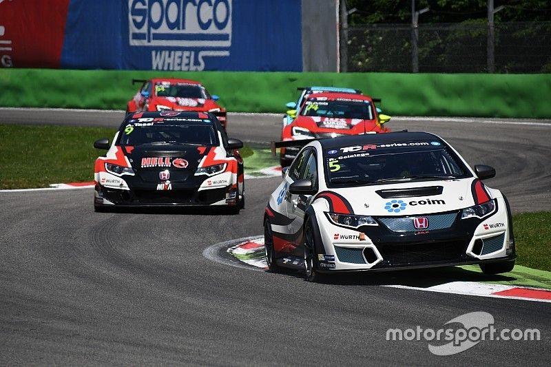 Roberto Colciago profeta in patria, trionfo in Gara 1 a Monza