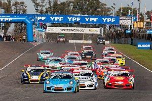 La Porsche Império GT3 Cup llega a Termas de Río Hondo con títulos en juego