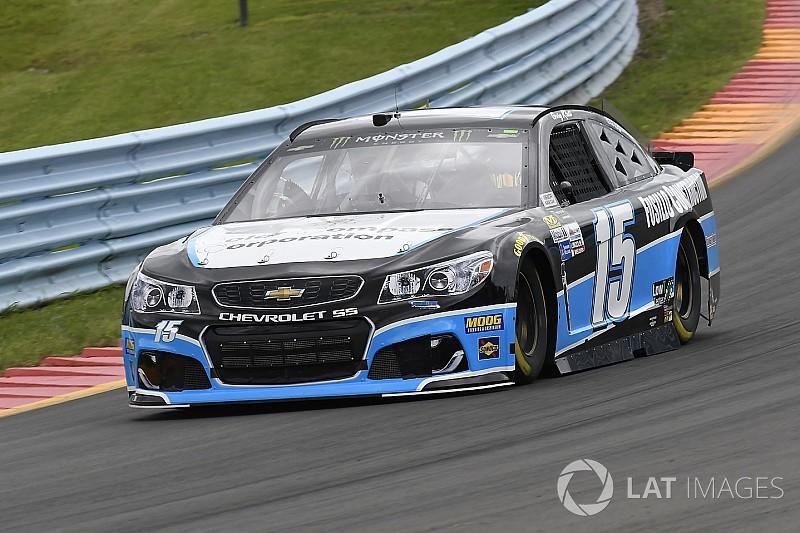 Gary Klutt reflects after first NASCAR Cup Series start