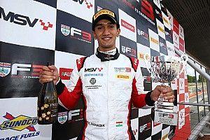 Mahadik signs up for full British F3 campaign