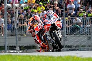 MotoGP Важливі новини Довіціозо: Я знав про намір Маркеса атакувати в останньому повороті