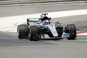 Formula 1 Testing report Bahrain F1 test: Bottas quickest as Ferrari hits trouble