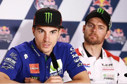 Déjà concentré sur la fin de course, Viñales veut détrôner Márquez
