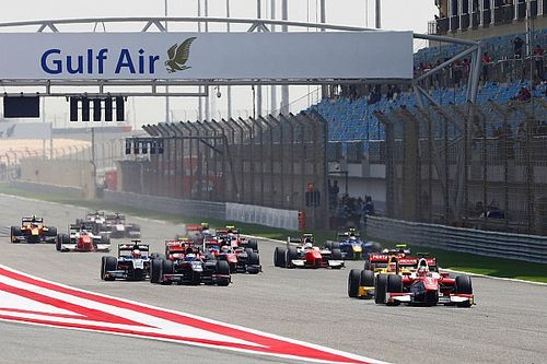 F2 Bahrein: Markelov wint seizoensopener, De Vries zakt ver weg