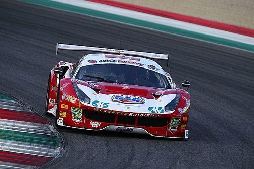 SGT3 - GT3: Cheever e Malucelli si impongono in Gara 1 al Mugello